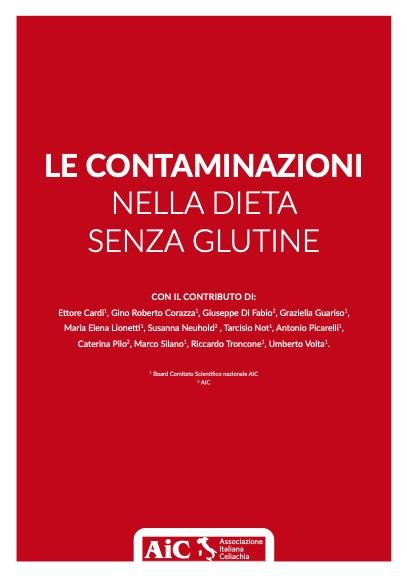Le contaminazioni della dieta senza glutine - AIC
